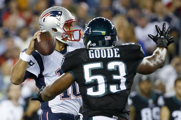 Nike jerseys for wholesale - 5 Dark-Horse Candidates to Make Philadelphia Eagles' Final 53-Man ...