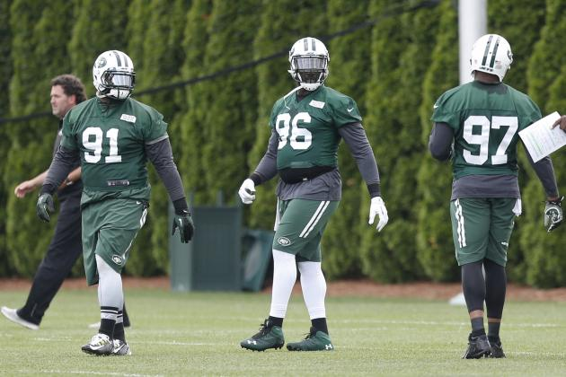 New York Jets Defensive Position-by-Position Breakdown and Depth ...