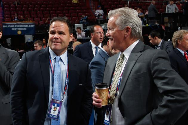 Grading the Top Offseason Moves for the New York Rangers ...