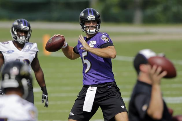 Complete Baltimore Ravens Training Camp Preview | Bleacher Report