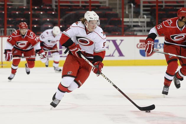 Analyzing Each Carolina Hurricanes Prospect Forward Fighting for 2015-16 NHL Job