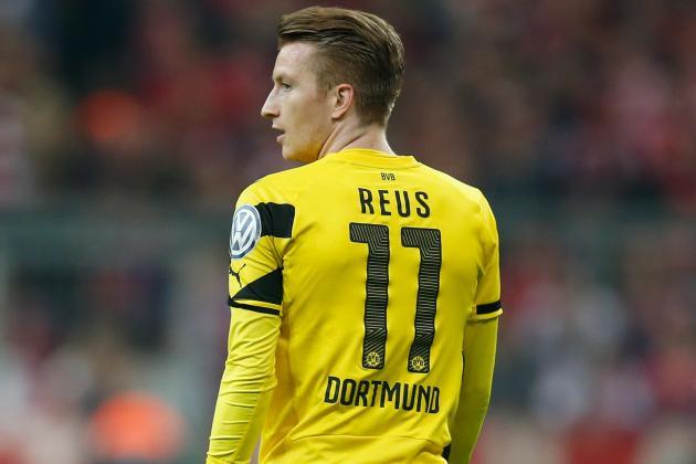 Reus se burla del Bayern en Twitter y borra su mensaje