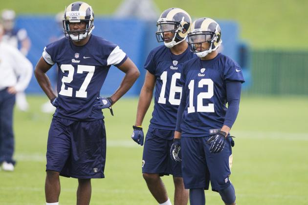 Nike NFL Mens Jerseys - Complete St. Louis Rams Training Camp Preview | Bleacher Report