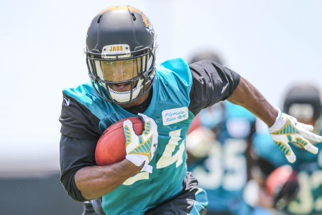 T.J. Yeldon, Jacksonville Jaguars: $5,500