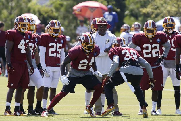 Jerseys NFL Cheap - Washington Redskins: Training Camp Rookie Progress Reports ...