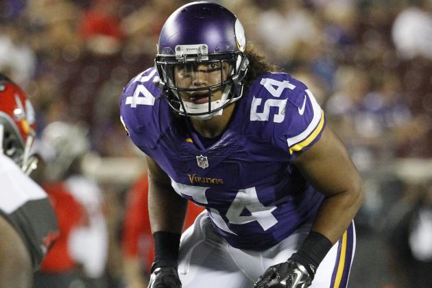 Minnesota Vikings Eric Kendricks LIMITED Jerseys