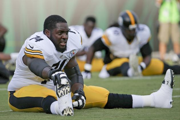 nfl 74 Chris Hubbard Pittsburgh Steelers GAME Jerseys