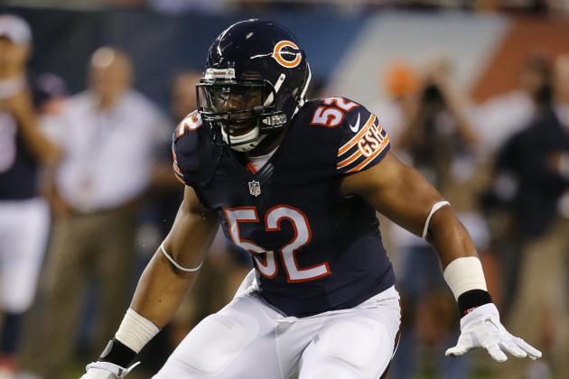 NFL Jerseys Sale - Chicago Bears' Biggest Preseason Disappointments So Far | Bleacher ...