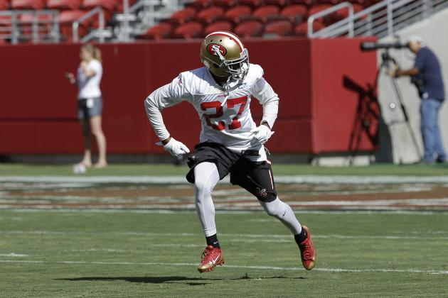 Official Nike Jerseys Cheap - San Francisco 49ers: Who Is Winning the Cornerback Battle ...