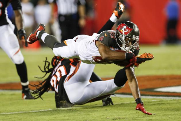 NFL Jerseys Official - Tampa Bay Buccaneers Preseason: Week 2 Stock Report | Bleacher Report