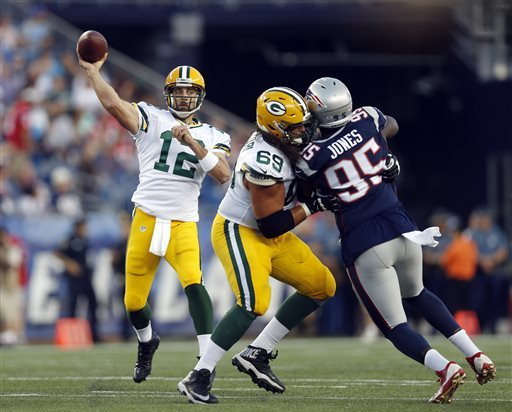 NFL Jerseys Sale - Green Bay Packers Preseason: Week 4 Stock Report | Bleacher Report
