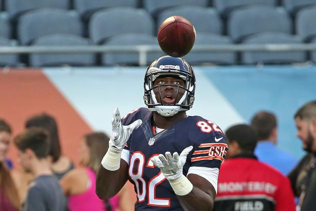 NFL Jerseys NFL - Chicago Bears: Breaking Down Final Roster and Week 1 Starters ...
