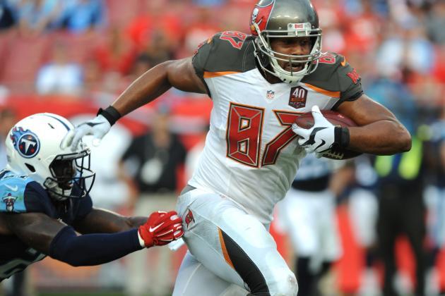 Jerseys NFL Online - Tampa Bay Buccaneers Week 2 Stock Report | Bleacher Report