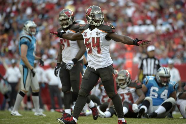 Cheap NFL Jerseys - Carolina Panthers vs. Tampa Bay Buccaneers: Full Tampa Bay Game ...