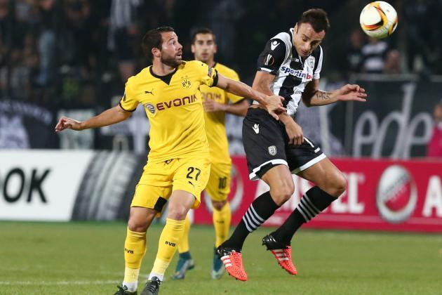 PAOK vs Borussia Dortmund
