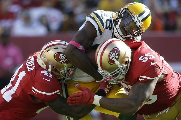 Jerseys NFL Wholesale - Green Bay Packers vs. San Francisco 49ers: Green Bay Grades, Notes ...