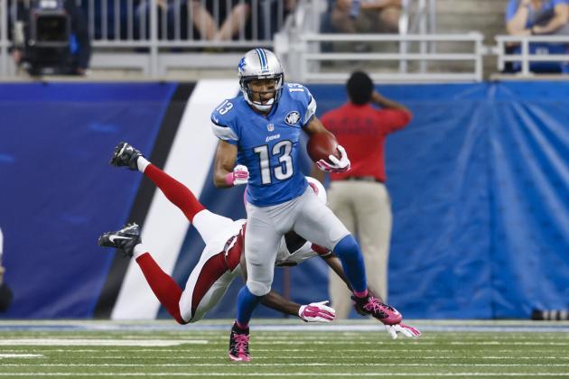 NFL Jerseys Nike - Detroit Lions Week 6 Stock Report | Bleacher Report