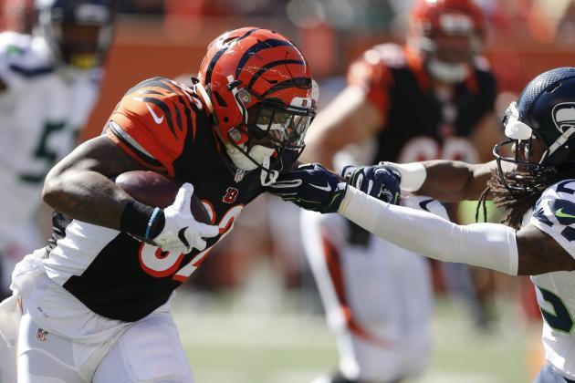 Cincinnati Bengals Kevin Zeitler  LIMITED Jerseys