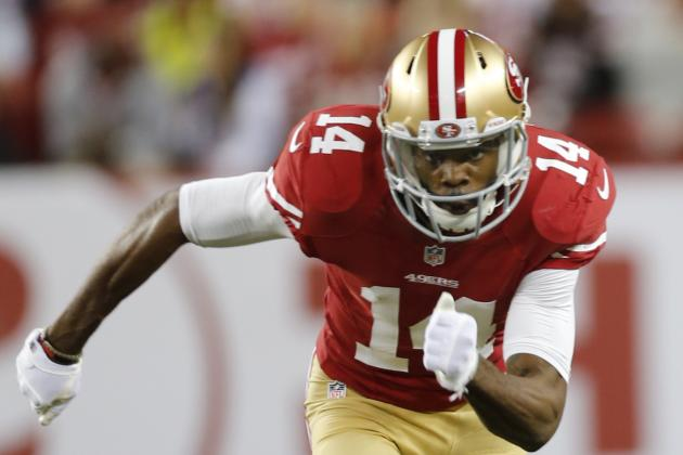 NFL Jerseys - 6 San Francisco 49ers Who Should Get More Playing Time | Bleacher ...