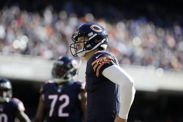 NFL Jerseys Sale - Chicago Bears Week 9 Stock Report   Bleacher Report