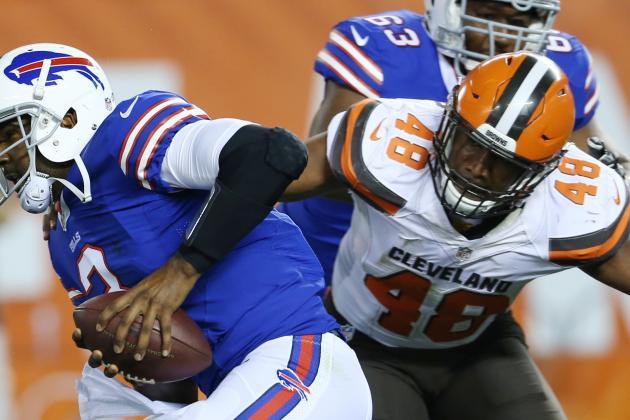 Cleveland Browns: Midseason Rookie Progress Report | Bleacher Report