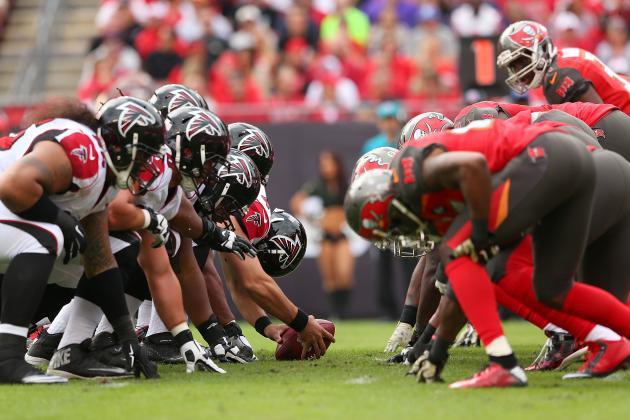Wholesale NFL Jerseys cheap - Atlanta Falcons vs. Tampa Bay Buccaneers: Full Tampa Bay Game ...