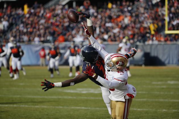 NFL Jerseys Official - San Francisco 49ers Week 14 Stock Report | Bleacher Report