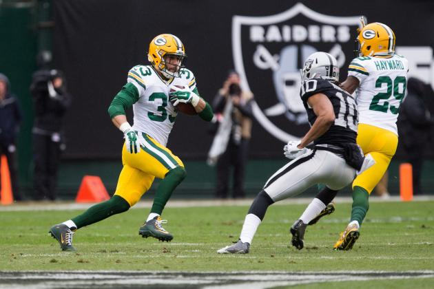 Wholesale NFL Jerseys cheap - Green Bay Packers Week 16 Stock Report | Bleacher Report