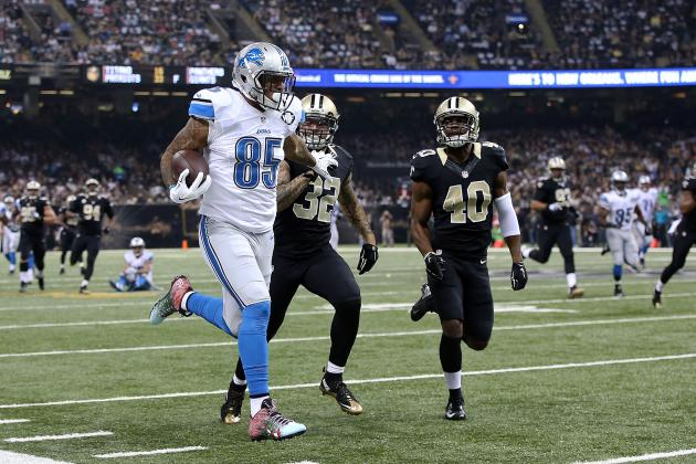 Nike NFL Jerseys - Detroit Lions Week 16 Stock Report | Bleacher Report