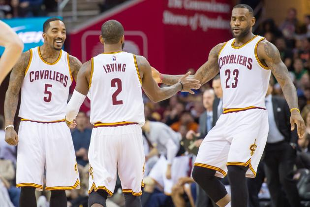 Final 2015 Player Power Rankings for the Cleveland Cavaliers