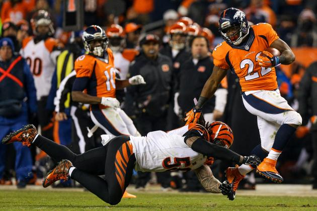 Cincinnati Bengals vs. Denver Broncos: Denver Grades, Notes and ...