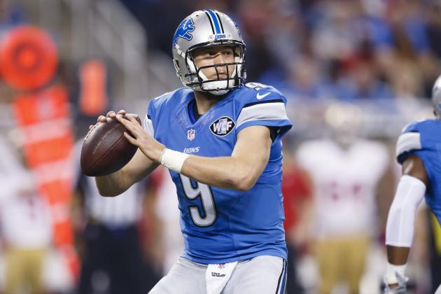 Detroit Lions Week 17 Stock Report