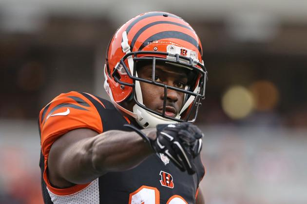Cincinnati Bengals Week 17 Stock Report