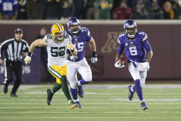 Minnesota Vikings Week 17 Stock Report