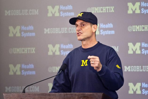 Michigan Football: The Biggest Offseason Storylines for the Wolverines