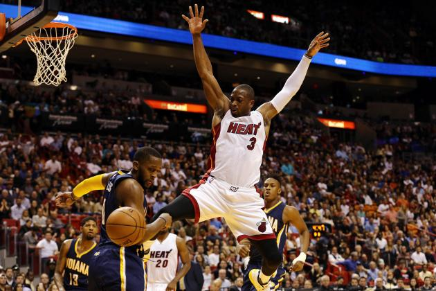 5 Keys to the Miami Heat Getting on a Track to the NBA Finals