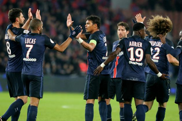 PSG vs. Bastia: Winners and Losers from Ligue 1
