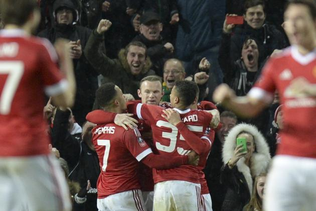 Manchester United vs. Sheffield United: Winners and Losers from FA Cup