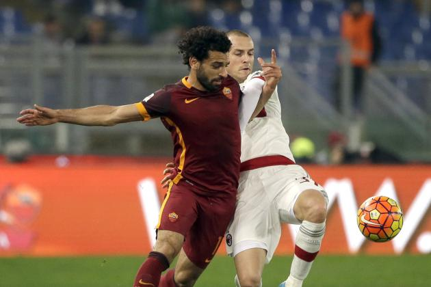 AS Roma vs. AC Milan: Winners and Losers from Serie A