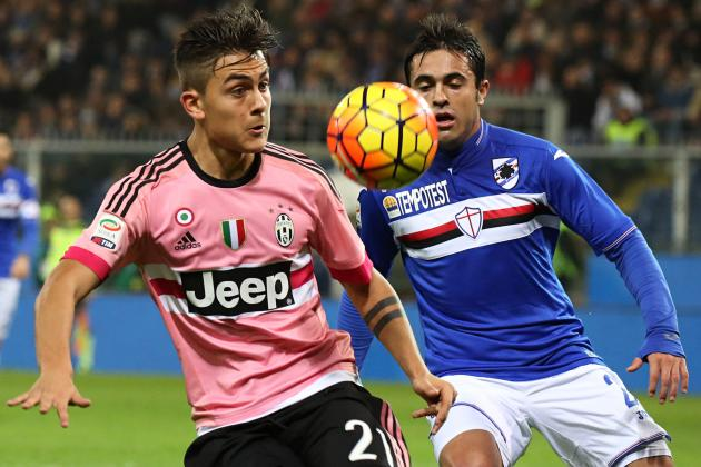 Sampdoria vs. Juventus: Winners and Losers from Serie A