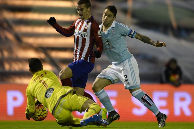 Celta Vigo vs. Atletico Madrid: Winners and Losers from La Liga
