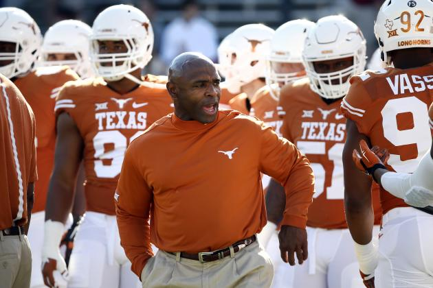 Texas Football: 5 Reasons Why the Longhorns Should Be Optimistic About 2016