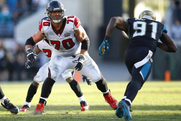 Jerseys NFL Outlet - B/R NFL 1000: Ranking the Top 35 Left Tackles from 2015 | Bleacher ...