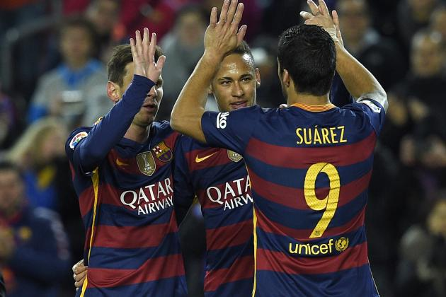 La Liga Team of the Week: Barcelona, Real Madrid Stars Dominate After Big Wins