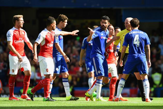 5 Memorable Arsenal vs. Chelsea Fixtures from the Past 20 Years
