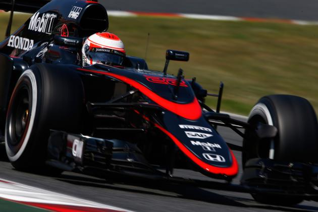 F1's Latest Rumours and Talk: McLaren-Honda Breakthrough, Jenson Button and More