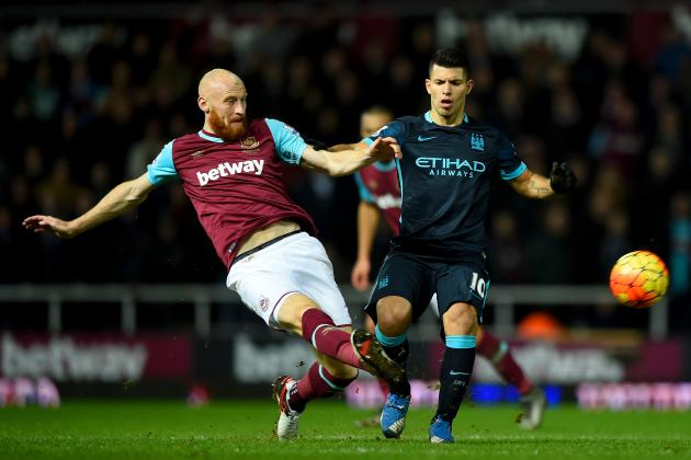West Ham vs. Manchester City: Winners and Losers from Premier League