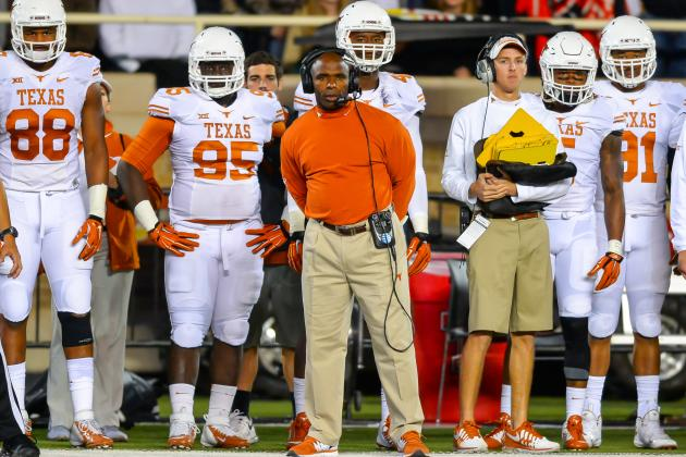 Texas Football: 5 Biggest Offseason Goals for the Longhorns