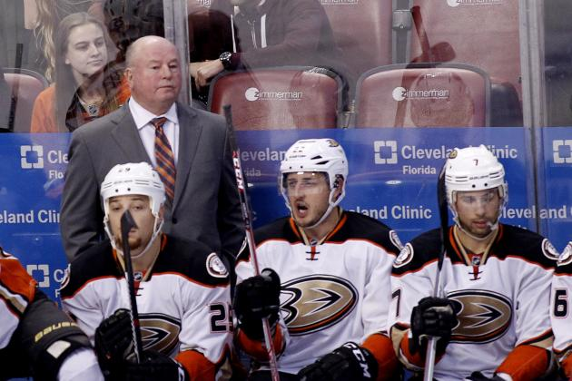 NHL Coaches on the Hot Seat at the 2016 All-Star Break