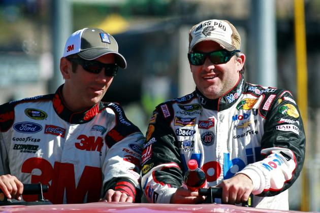 NASCAR Sprint Cup Drivers in Need of the Biggest Turnarounds in 2016